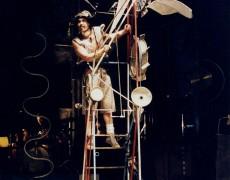 Театральные декорации к спектаклю победа над солнцем