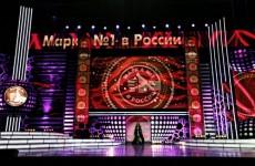 декорации для сцены «Марка № 1 в России»