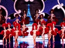 Декорации для сцены кабаре «Moulin Rouge»