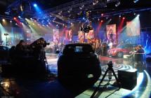 Декорации для телевизионной студии TOP GЁRL