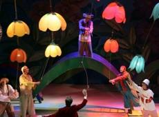 Изготовление декораций для детских спектаклей