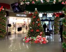 Новогоднее оформление Тороговго центра Азовский — 3