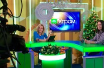 Мебель для телевизионной студии (НТВ)