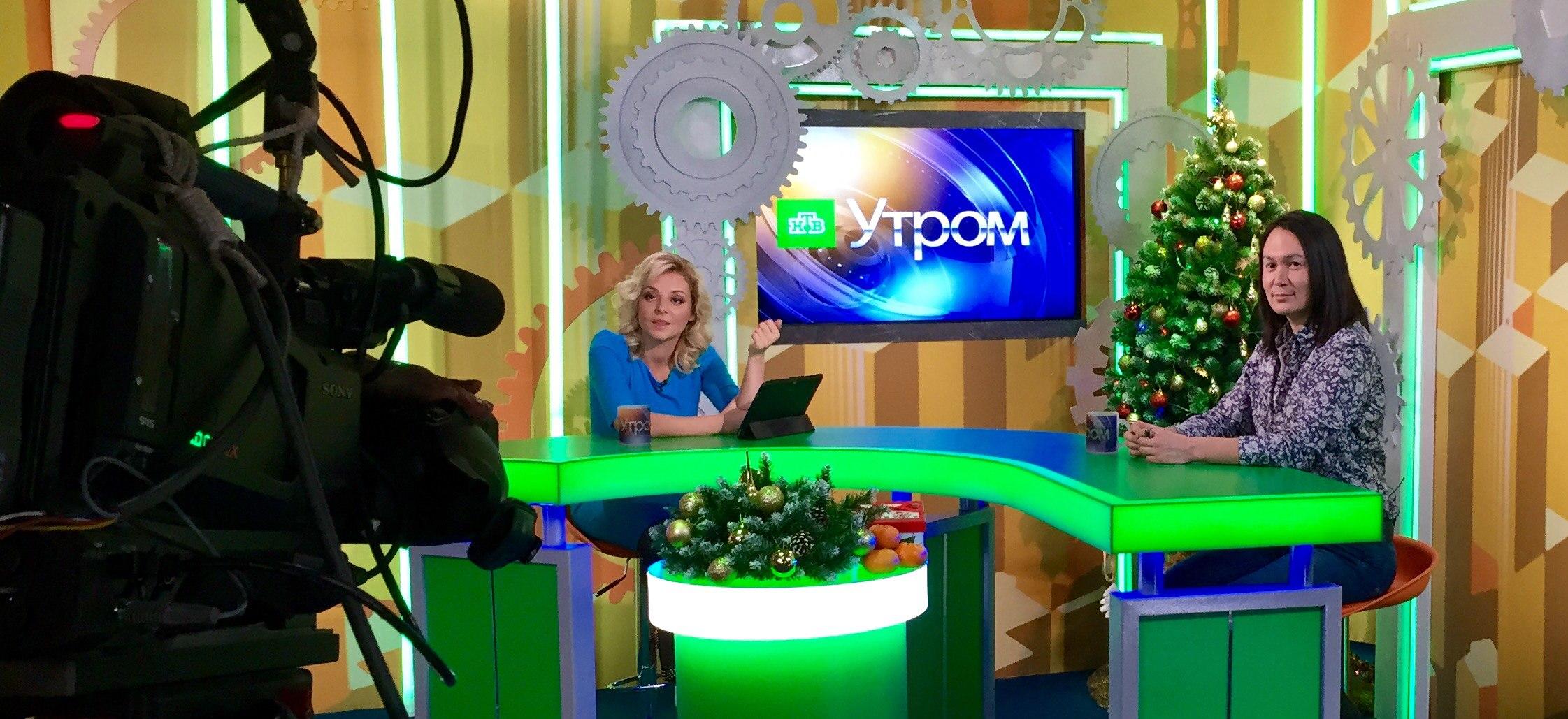мебель для телевизионных студий