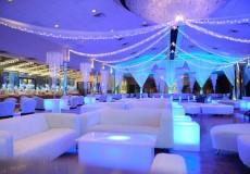 Оформление помещения для свадьбы