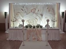 Оформление помещения зала 'GrandLine'