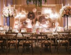 Оформления помещения для свадебного банкета 'Calipso'
