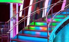 лестницы на сцену