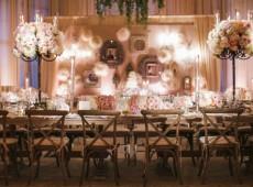 Оформление банкета на свадьбу