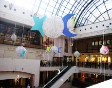 оформление торговых центров