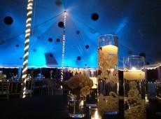 Оформление шатра на мероприятие