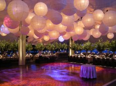 Оформление шатра на свадебное мероприятие