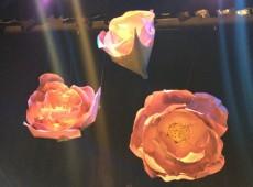 театральная бутафория цветы