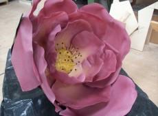 цветок бутафория