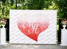 Press wall на свадьбу (2)