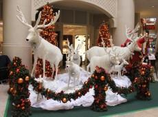 Декорации для торговых центров