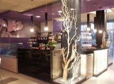 Оформление кафе, декорационные элементы