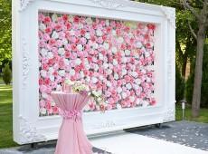 Декорации для свадебной церемонии