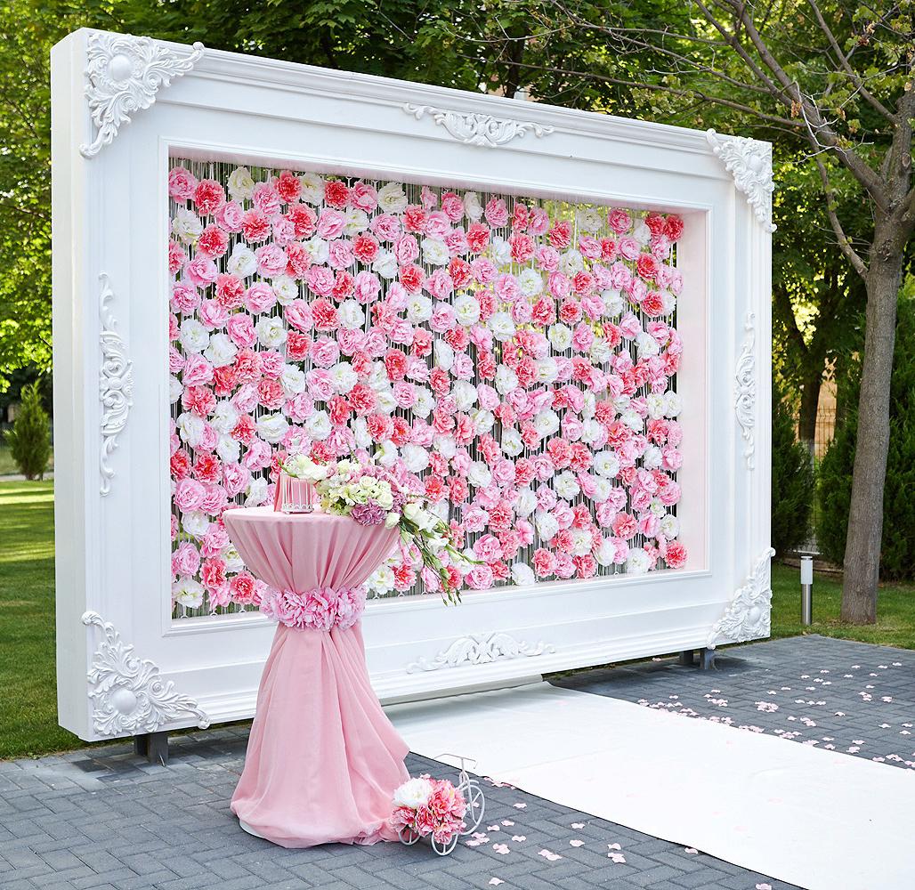Декорации для свадьбы