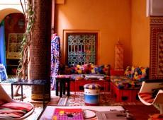Оформление кафе в арабском стиле стиле