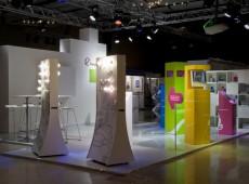 Оформление выставочной экспозиции Energie