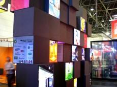 Зонирование пространства на выставке