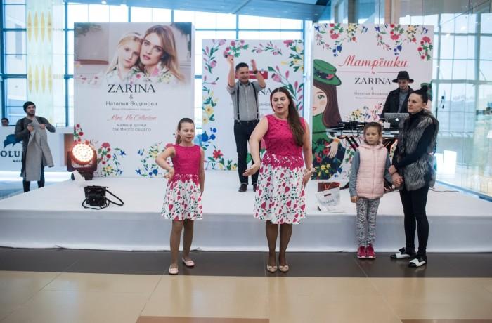 Оформление мероприятия для Zarina&Наталья Водянова (10)