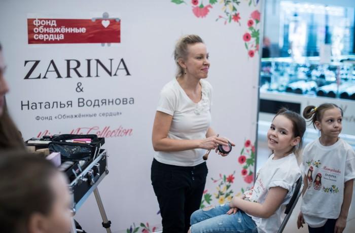 Оформление мероприятия для Zarina&Наталья Водянова (2)