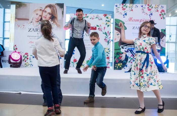 Оформление мероприятия для Zarina&Наталья Водянова (7)