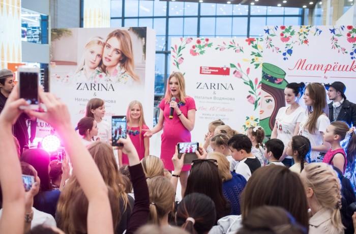 Оформление мероприятия для Zarina&Наталья Водянова (8)