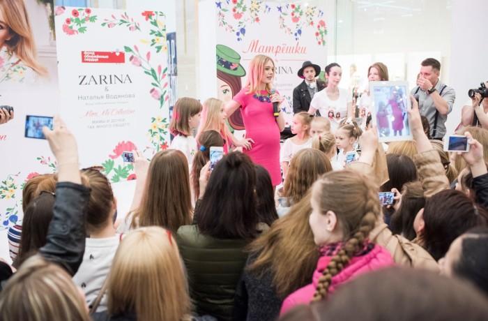 Оформление мероприятия для Zarina&Наталья Водянова (9)
