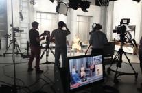 Изготовление студии для канала «БУМ ТВ»