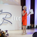 Оформление мероприятия «Rich Line»