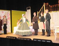 изготовление декораций к спектаклю женитьба (2)